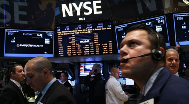 New York Borsasında son rakamlar