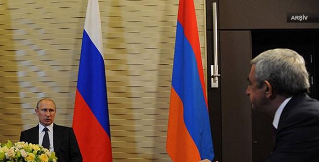 Ermenistan Rusyadan silah satın alacak