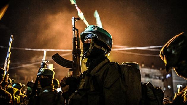 Gazzedeki Kassam Tugayları füze üretti