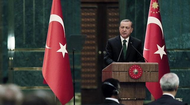 """""""DAİŞ rejimin desteklediği bir terör örgütüdür"""""""