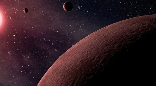 NASA Plüton'da hareketlilik tespit etti