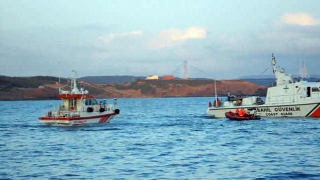 Riva açıklarında iki gemi çarpıştı