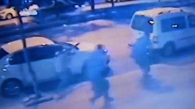 Tatvandaki saldırılar güvenlik kameralarına takıldı