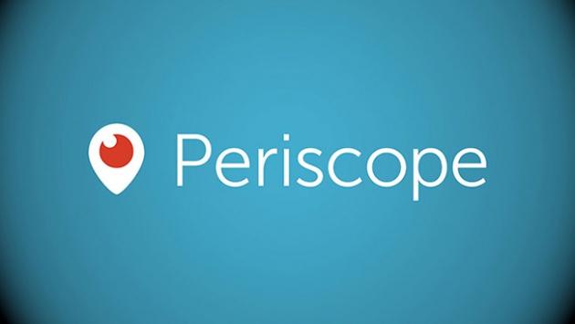 Periscope'u ihlaller yakabilir
