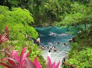 Şaşırtıcı doğal havuzlar!