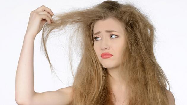 Yaz aylarında yıpranan saçlara öneriler