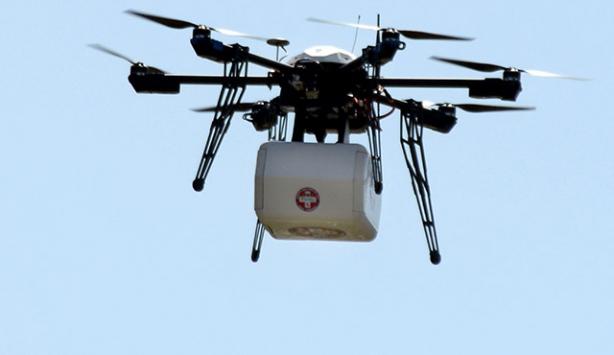 Karakolların güvenliği için droneler kullanılabilir mi?