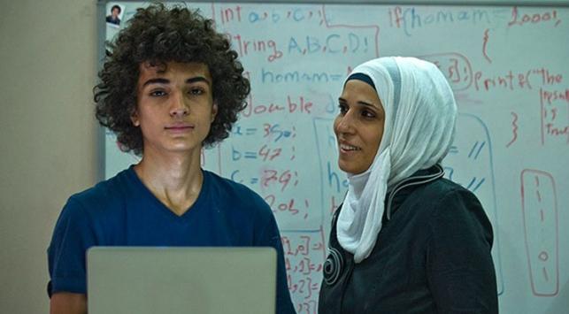 Suriyeli çocuğun başarısı ABD'den duyuldu