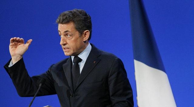 Sarkozy, Ermeni Toplumu Temsilcilerini Kabul Etti