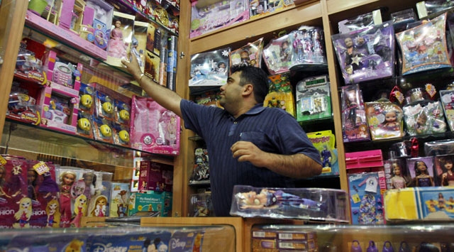Barbieler İrana Giremeyecek