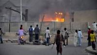 Nijerya'da Kilise'ye İntihar Saldırısı
