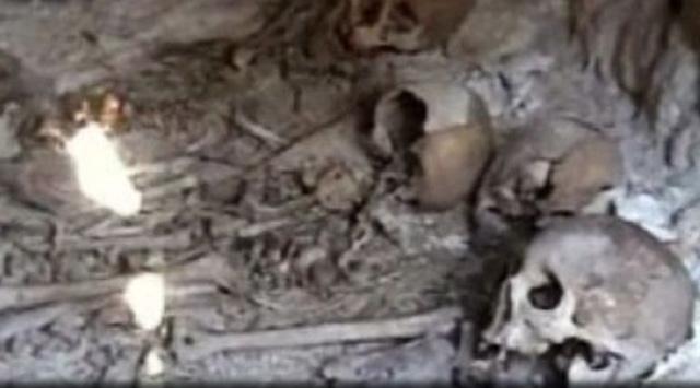 Adanada Yeraltı Oda Mezarları Bulundu