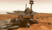 Mars'ta 8 Yıl