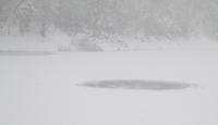 Kırılan Buzda 11 Yaşındaki Çocuk Kayboldu
