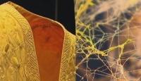 1 Milyon Altın Örümceğin 4 Yılda Ördüğü Kaftan