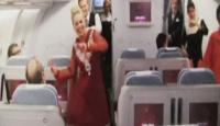 Uçakta Sürpriz