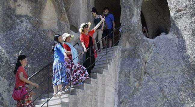 Turistler Türkiye'yi güvenli görüyor
