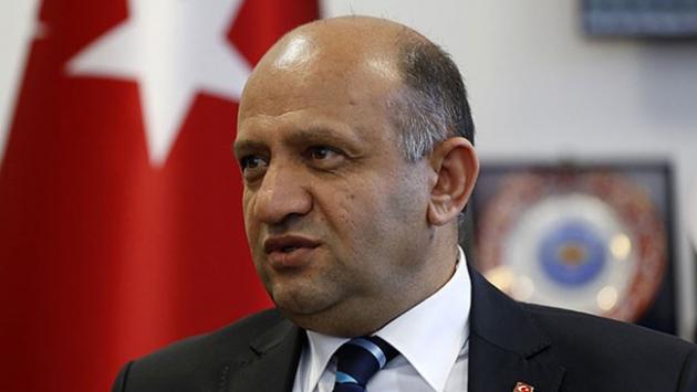 """""""Terörle mücadele PKK silah bırakana kadar devam edecek"""""""