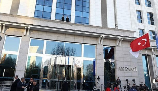 AK Parti'de kritik MYK toplantısı