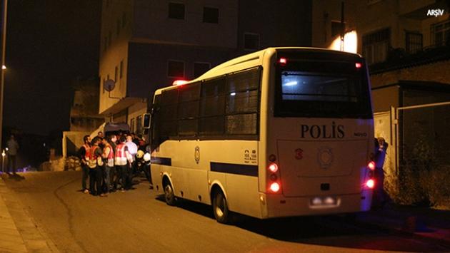 İstanbul'da asayiş olayları
