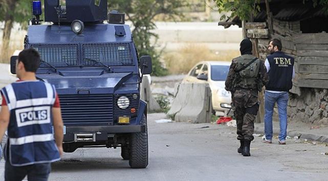 Ankara merkezli terör operasyonunda gözaltılar