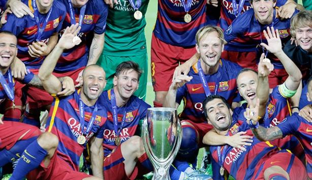 Barcelona Sevilla 5-4 maç özeti ve golleri izle