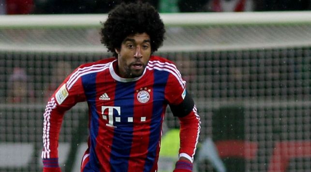 Dante, Wolfsburga transfer oldu