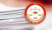 Bağımsız adayların 18 Eylüle kadar başvurmaları gerekiyor