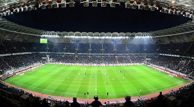Konyada ilk milli maç heyecanı