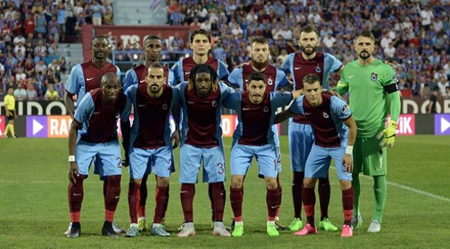 Trabzonsporda hedef şampiyonluk