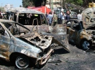 Suriye'de rejimin kalesine bombalı saldırı