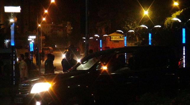 Tatvanda askerlik şubesine roketatarlı saldırı