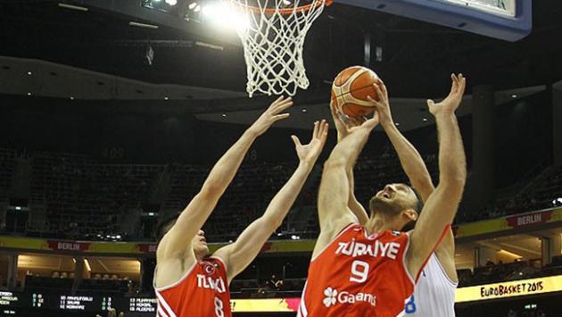 A Milli Basketbol takımı iyi başladı