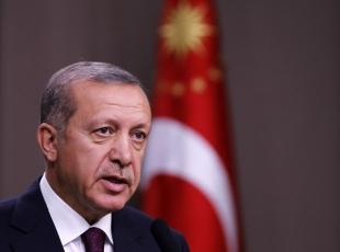 'Türkiye olarak biz, terör örgütlerinin olduğu masada kesinlikle olmayız'