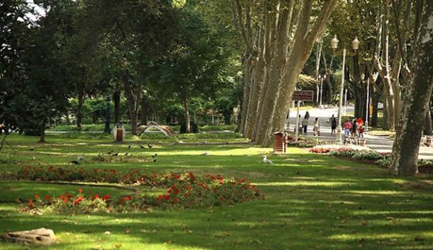 İstanbulun yeşil alanı 11 yılda yüzde 71 arttı