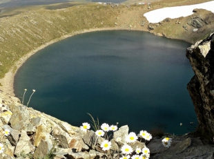 Karadenizde 117 buzul göl