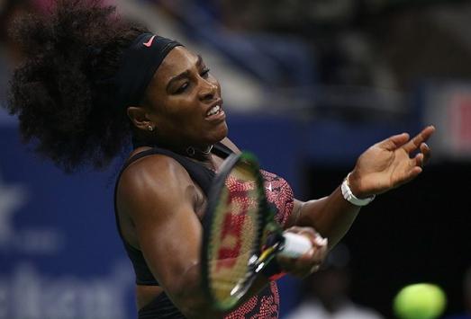 Serena Williams ABD Açıktan elendi