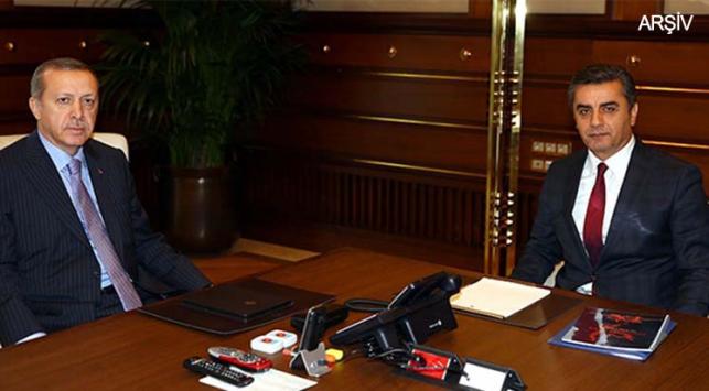 Erdoğan, TRT Genel Müdürü Gökayı kabul etti