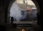 İsrail askeri Mescid-i Aksaya girdi