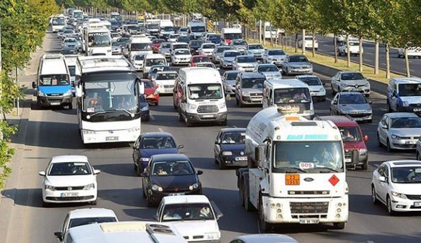 Ankarada şu yollar trafiğe kapatılacak