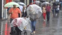 """Batı Akdenizde """"kuvvetli yağış ve fırtına"""" uyarısı"""