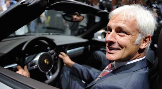 Porscheun CEOsu VWnin Yönetim Kurulu Başkanı mı oluyor?