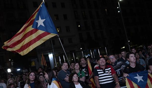 Katalonyada bağımsızlık yanlıları yüzde 48 oy aldı