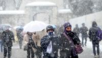 Kar Yeniden Geliyor! Sıcaklık Hissedilir Derecede Düşecek