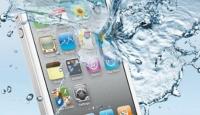 Cep Telefonları Artık Su Geçirmeyecek