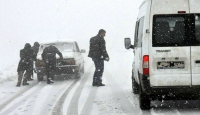 Balıkesir'de Kar Tatili