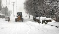 Kuvvetli Kar Yağışı Beklenen Bölgeler