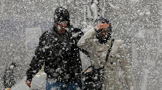 İstanbulda Kar Ne Zaman Duracak?