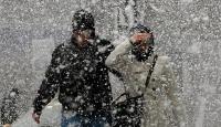 Kütahya'da Eğitime Kar Engeli