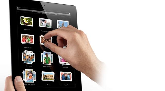 iPade Tescil Şoku